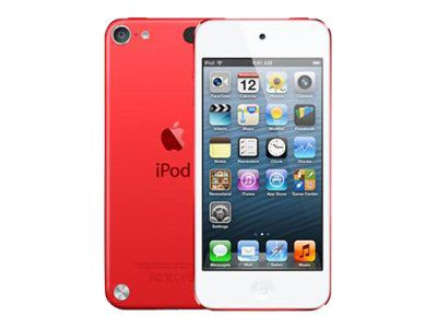 Apple iPod touch (PRODUCT) RED - Digital Player - Apple iOS 12