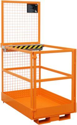 Arbeitsbühne MB-D/L, orange RAL 2000