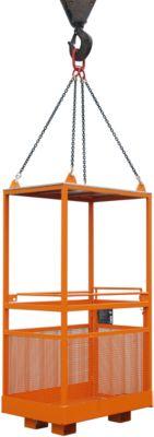 Arbeitsbühne MB-K IV, orange RAL 2000