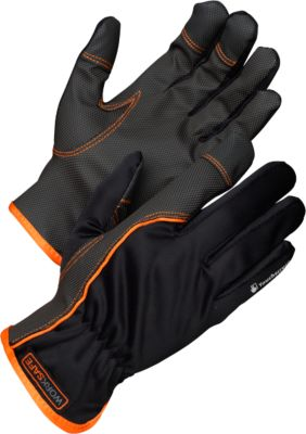Arbeitshandschuhe Worksafe A100PUC, CE Cat 1, Polyester/PU, Touchscreen-tauglich, Gr. 9, 12 Paar