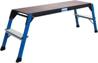 Arbeitsplattform Step Top, 2 Stufen