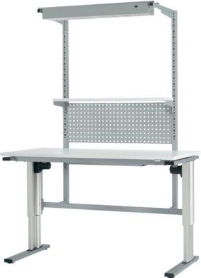 Arbeitstisch mit motorisierter Höhenverstellung