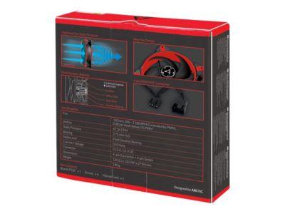 ARCTIC BioniX P120 Gehäuselüfter