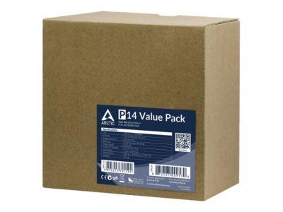 ARCTIC P14 Value Pack - Gehäuselüfter