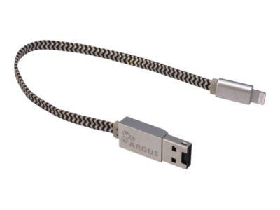 Argus R-001 - Kartenleser - Lightning/USB 2.0