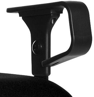 Armleuningen voor TOP POINT bureaustoel, in hoogte verstelbaar