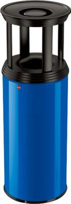 As-/afvalbakcombinatie ProfiLine Combi Plus, 50 l, gentiaanblauw