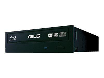 ASUS BC-12D2HT - DVD±RW-Laufwerk (±R DL) / DVD-RAM / BD-ROM-Laufwerk - Serial ATA - intern