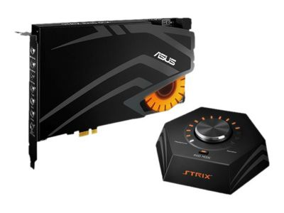 ASUS Strix Raid DLX - Soundkarte