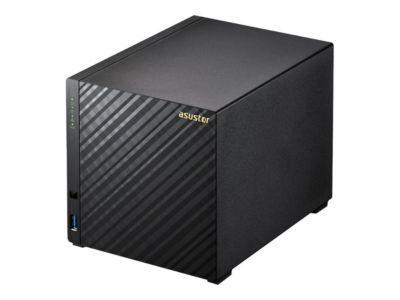 ASUSTOR AS3204T - v2 - NAS-Server - 0 GB