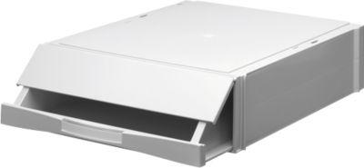 ATLANTA Ablagekorb PAS-Plus 90, 1 Schub, DIN C4, Polystyrol