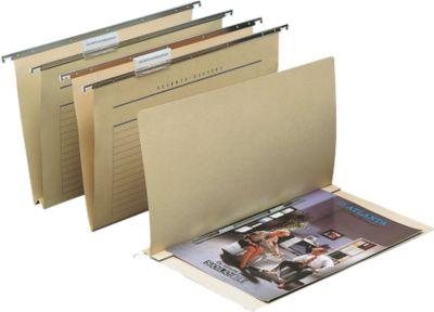 Atlanta Hangmappen voor laden Alzicht, folio, V-bodem, ref. 6620-15, 25 stuks