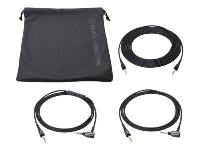 Audio-Technica ATH MSR7 - Kopfhörer mit Mikrofon
