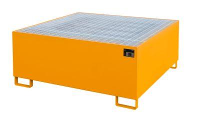 Auffangwanne AW 1000-1, orange RAL 2000