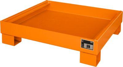 Auffangwanne AW60-2 orange RAL2000