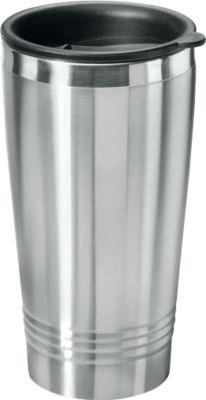 Auto-Isolierbecher, 0,45 Liter, Edelstahl