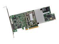 Avago MegaRAID SAS 9361-4i - Speichercontroller (RAID) - SATA 6Gb/s / SAS 12Gb/s - PCIe 3.0 x8