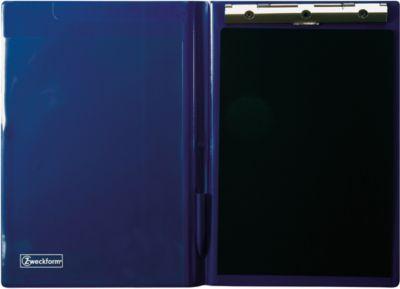 Avery Zweckform Klemmmappe für Schnelltrennsätze Nr. 2301, blau