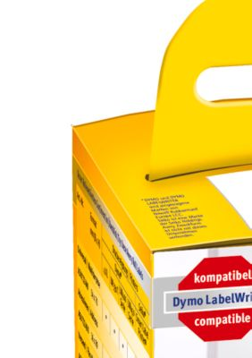 AVERY® Zweckform Ordner-Etiketten, breit, Nr. AS0722480, permanent