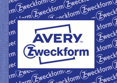 Avery Zweckform Quittung, MwSt. Nr. 1250
