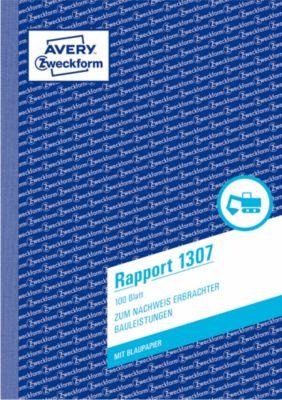 Avery Zweckform Rapport Nr. 1307