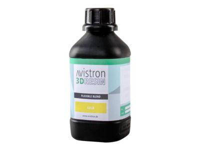 Avistron Flexible Blend - Gelb - photopolymer resin print pack