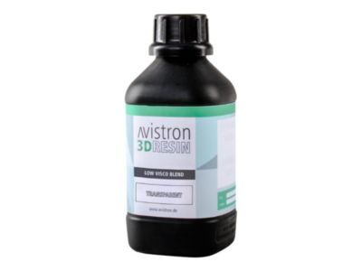 Avistron Low Visco Blend - durchsichtig - photopolymer resin print pack