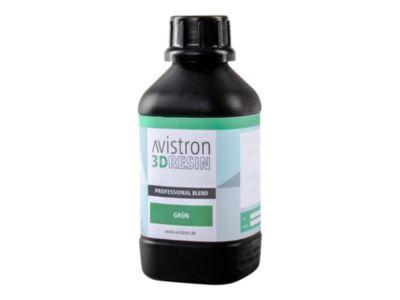 Avistron Professional Blend - grün - photopolymer resin print pack