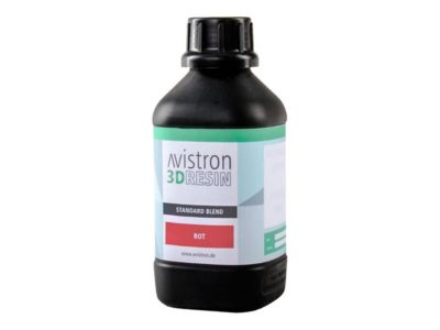 Avistron Standard Blend - Rot - photopolymer resin print pack