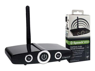 B-Speech RTX1 - kabelloses Bluetooth-Audio-Gateway