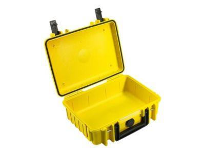 B&W OUTDOOR.CASES type 1000 - Hartschalentasche für Kamera und Objektive