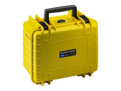 B&W outdoor.cases Type 2000 - Hartschalentasche