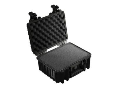 B&W OUTDOOR.CASES type 3000 - Hartschalentasche für Kamera und Objektive