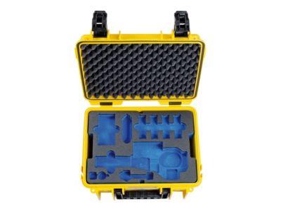 B&W outdoor.cases type 3000 Osmo X3/Plus - Hartschalentasche Camcorder