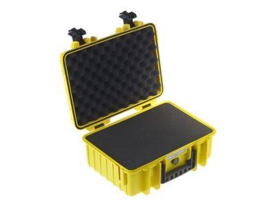 B&W outdoor.cases Type 4000 - Hartschalentasche
