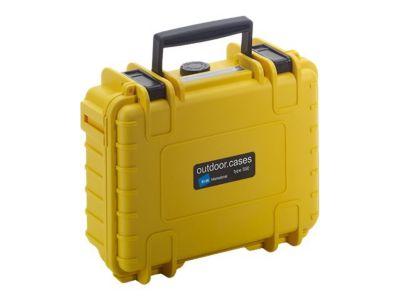 B&W outdoor.cases Type 500 - Hartschalentasche