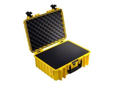 B&W outdoor.cases Type 5000 - Hartschalentasche