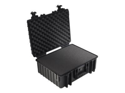B&W outdoor.cases Type 6000 - Hartschalentasche