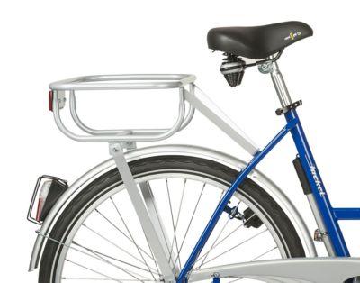 Bagagedrager voor transportfiets, staal, gemakkelijk te monteren, hoog belastbaar