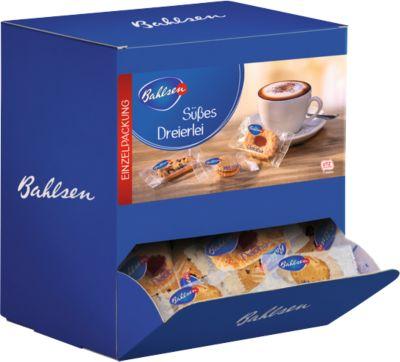 Bahlsen Koekjes set van 3 klassiekers, doos van 150 individuelle verpakkingen