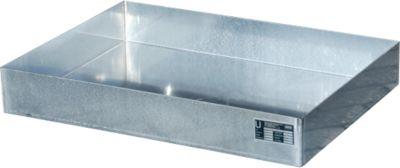 Bak voor jerrycans, 600 x 400 x 120 mm, 20 liter