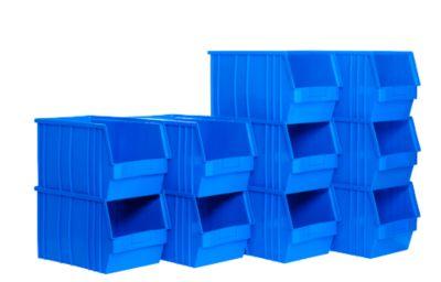 Bakkenset TF14/7-3, blauw PE