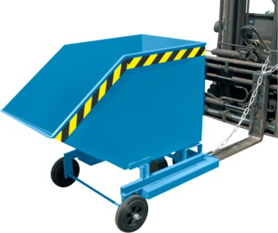 Bakwagen KW 1000, blauw
