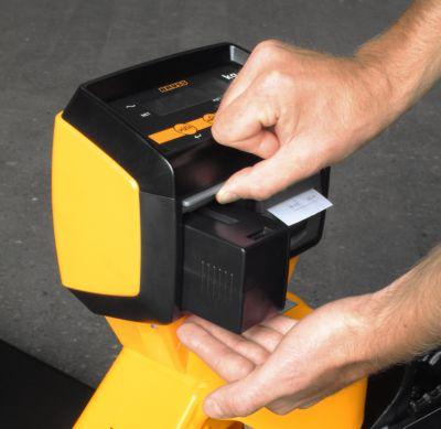 Batteriewechselmodul, für Gabelhubwagen X-tra B+L