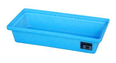 Bauer PE-Auffangwanne Typ KWP-P 30 für Paletten, Lagerung von Kleingebinden, 30 l