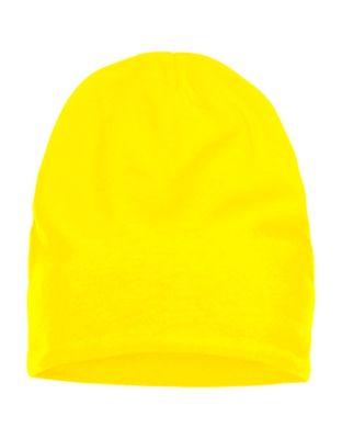 Beanie gelb Einheitsgrösse