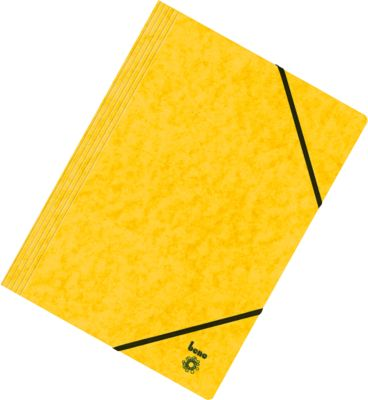 bene Dreiflügelmappe Vario, DIN A4, gelb