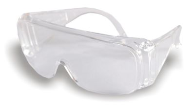 Besucherbrille Overspec