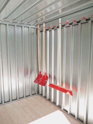 Bezemhouder, voor materiaalcontainer MC 1100-1600