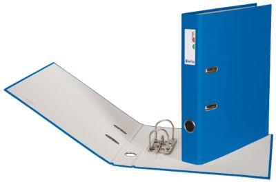 Biella Ordner Plasticolor A4 4cm Blau